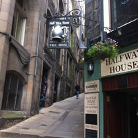 Photo taken at Scotsman Steps by Cara B. on 6/26/2012