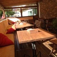 Photo taken at Famoso Neapolitan Pizzeria by Jenifer S. on 8/22/2012