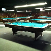 Photo taken at Gold Crown Billiards Bar & Grill by Ralph G. on 3/11/2012
