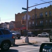 Photo taken at Church Avenue - Brooklyn by Garfield D. on 10/8/2011