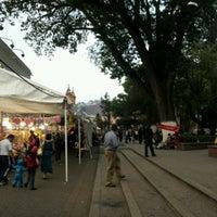 Photo taken at Centro Histórico by Anarely E. on 4/7/2012