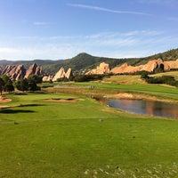 Photo taken at Arrowhead Golf Club by Juliet F. on 8/13/2011