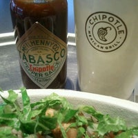 Photo taken at Chipotle Mexican Grill by Dan R. on 12/20/2011