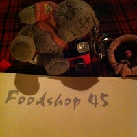 Photo taken at Foodshop 45 by Bunnii S. on 6/30/2012