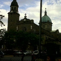 Photo taken at Archdiocese of Manila - Chancery Department by Krizhel C. on 1/6/2012