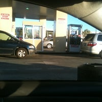 Photo taken at Costco Gas by Robin P. on 8/18/2011