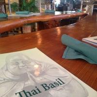 Photo taken at Thai Basil by Christian on 6/28/2012