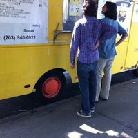 Photo taken at El Charrito Taco Truck by CRABTM on 7/27/2011