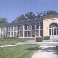 Photo taken at Orangerie by Günter H. on 8/17/2011