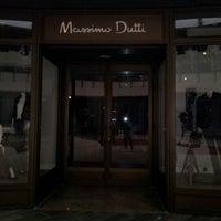 Photo taken at Massimo Dutti by Atis A. on 9/2/2012