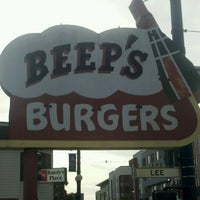 Photo taken at Beep's Burgers by TORRENCE S. on 6/17/2012