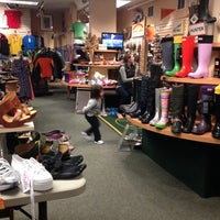 Photo taken at J. Michael Shoes by Peter B. on 4/21/2012