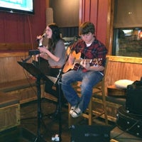Photo taken at Jersey's Sports Bar & Grill by Ashley B. on 1/14/2012