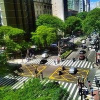 Photo taken at Avenida Ipiranga by Thiago A. on 11/18/2011