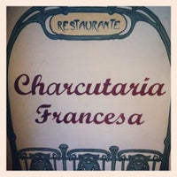 Photo taken at Charcutaria Francesa by Johanna L. on 6/19/2012