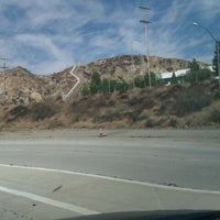 Photo taken at Los Angeles Aqueduct by Thomas M. on 10/14/2011