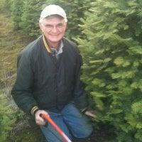 photo taken at northern lights christmas tree farm by linda m on 1214 - Northern Lights Christmas Tree Farm