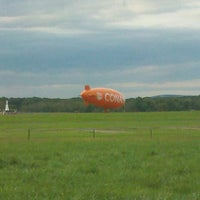 Photo taken at The Conan Blimp by Kelly C. on 10/3/2011