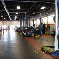 Photo taken at Quirk Volkswagen by Quirk Auto Dealers on 9/13/2011