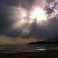 Foto tirada no(a) Aydıncık Plajı por Ceren K. em 9/30/2011