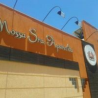 Photo taken at Padaria Nossa Senhora de Aparecida by Thiago H. on 12/29/2011