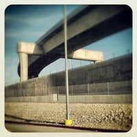 Photo taken at Fullerton Park and Ride by Jonathan D. on 4/19/2012