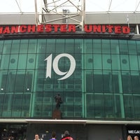 Photo taken at Manchester United Museum & Tour Centre by Ary -. on 8/6/2011