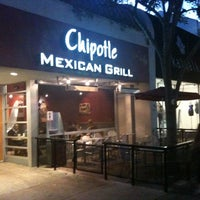 Photo taken at Chipotle Mexican Grill by Chris H. on 1/21/2011