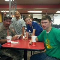 Photo taken at Hardee's / Red Burrito by Sheila W. on 11/11/2011