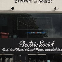 Photo taken at Electric Social by Eusebio on 7/14/2012