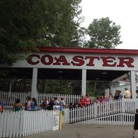 Photo taken at Rollo Coaster by mary e. on 7/13/2012