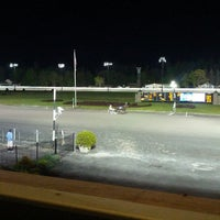 Photo taken at Saratoga Casino and Raceway by Kyle on 5/13/2012