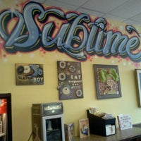 Photo taken at Sublime Doughnuts by Shannon G. on 9/7/2011