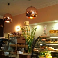 Photo taken at Patisserie Valerie by Judy Tsai ク. on 9/16/2011