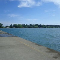 Photo taken at Lakeside Park by Jessica A. on 7/3/2011
