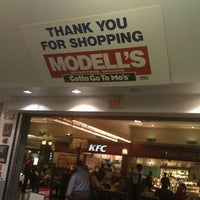 Photo taken at Modell's Sporting Goods by Rodney M. on 6/21/2011
