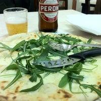 Photo taken at Antica Pizzeria Prigiobbo by Antonio P. on 1/14/2012