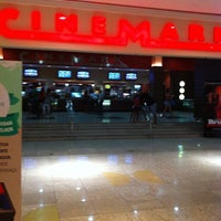 Photo taken at Cinemark by Emilio B. on 3/6/2011