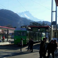 Photo taken at Gare d'Aigle by Rasmus G. on 1/11/2012