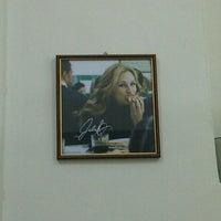 Photo taken at L'Antica Pizzeria da Michele by Alexander K. on 10/24/2011