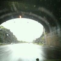 Photo taken at Mumbai Pune Expressway by Anand S. on 8/30/2011