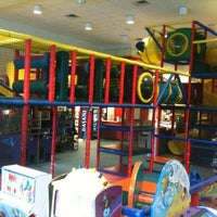 Photo taken at Boomers Family Fun Center by Steve E. on 5/20/2011