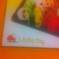 Photo taken at J. Buffalo Wings by Cynthia R. on 1/31/2012