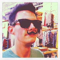 Photo taken at Urban Outfitters by Jenn P. on 2/4/2012