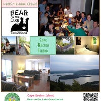 Photo taken at Bear On The Lake Guesthouse by Sam V. on 2/15/2012