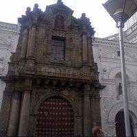 Foto tomada en Iglesia de San Agustín por Cesar E. el 8/11/2012