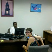 Photo taken at Carvel State Office Building by Guy V. on 8/17/2012