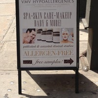 Photo taken at VMV Skin-Specialist Boutique by Elyse E. on 8/21/2012