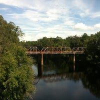 Photo taken at Suwanee River State Park by Angela M. on 8/31/2012
