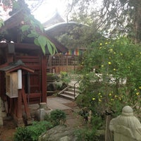 Photo taken at 善養密寺 by Andrew S. on 4/30/2012